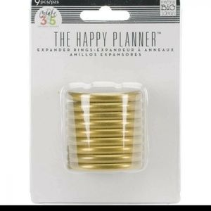 Create 365 Me and My Big Ideas 9pk Expander Rings